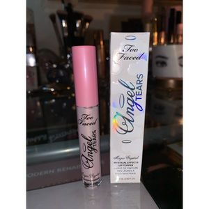 Too Faced Magic Crystal Lip Topper Angel Tears